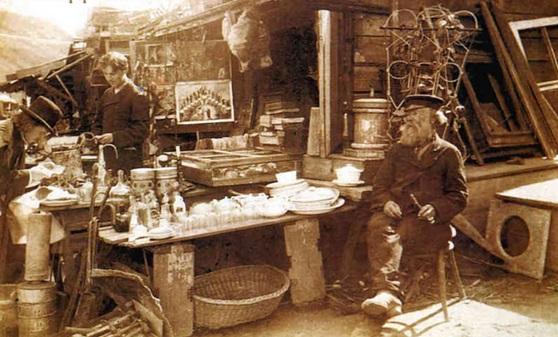 Продавцы старины. Где обитали антиквары старой Москвы