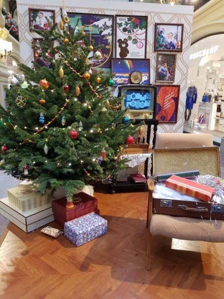 Как отметить Старый Новый Год. Или о новогодней коллекции, где я нашла немного фарфора