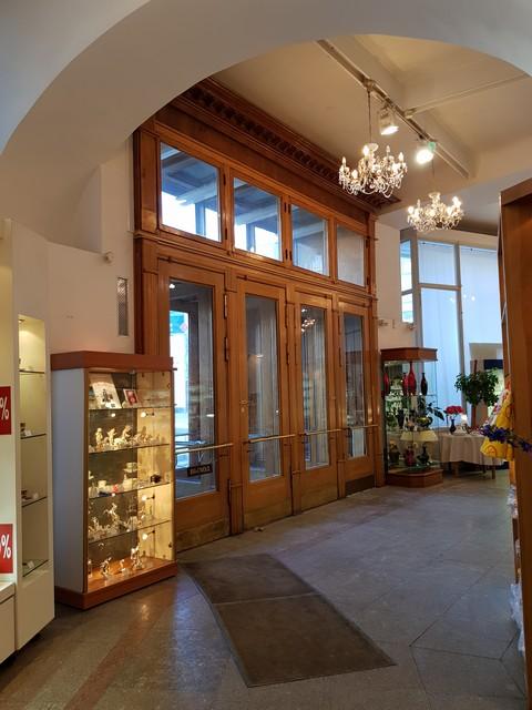 Магазин фарфора на Мясницкой