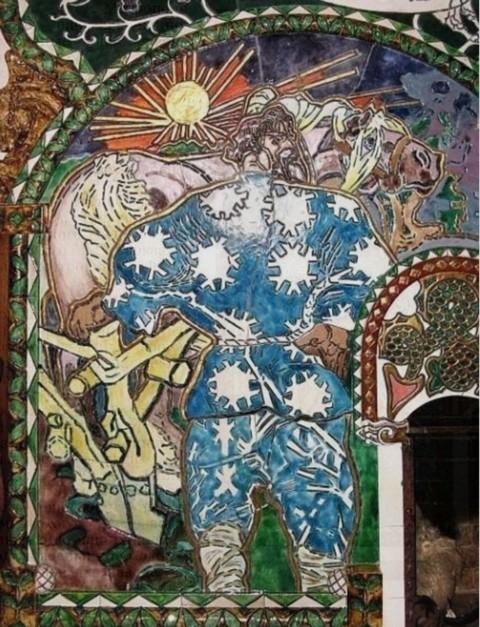 Врубель и Абрамцевская керамика