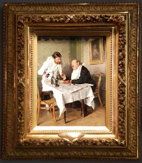 Инвестиции в антиквариат и искусство