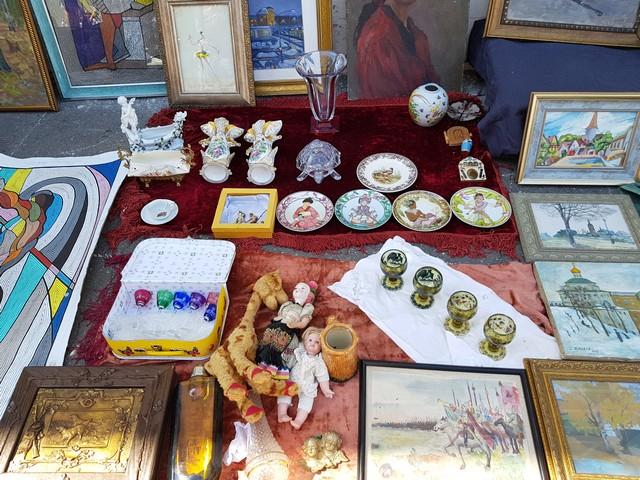 Барахолка в Музее Москвы