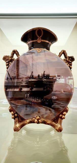 Фарфор императорских яхт